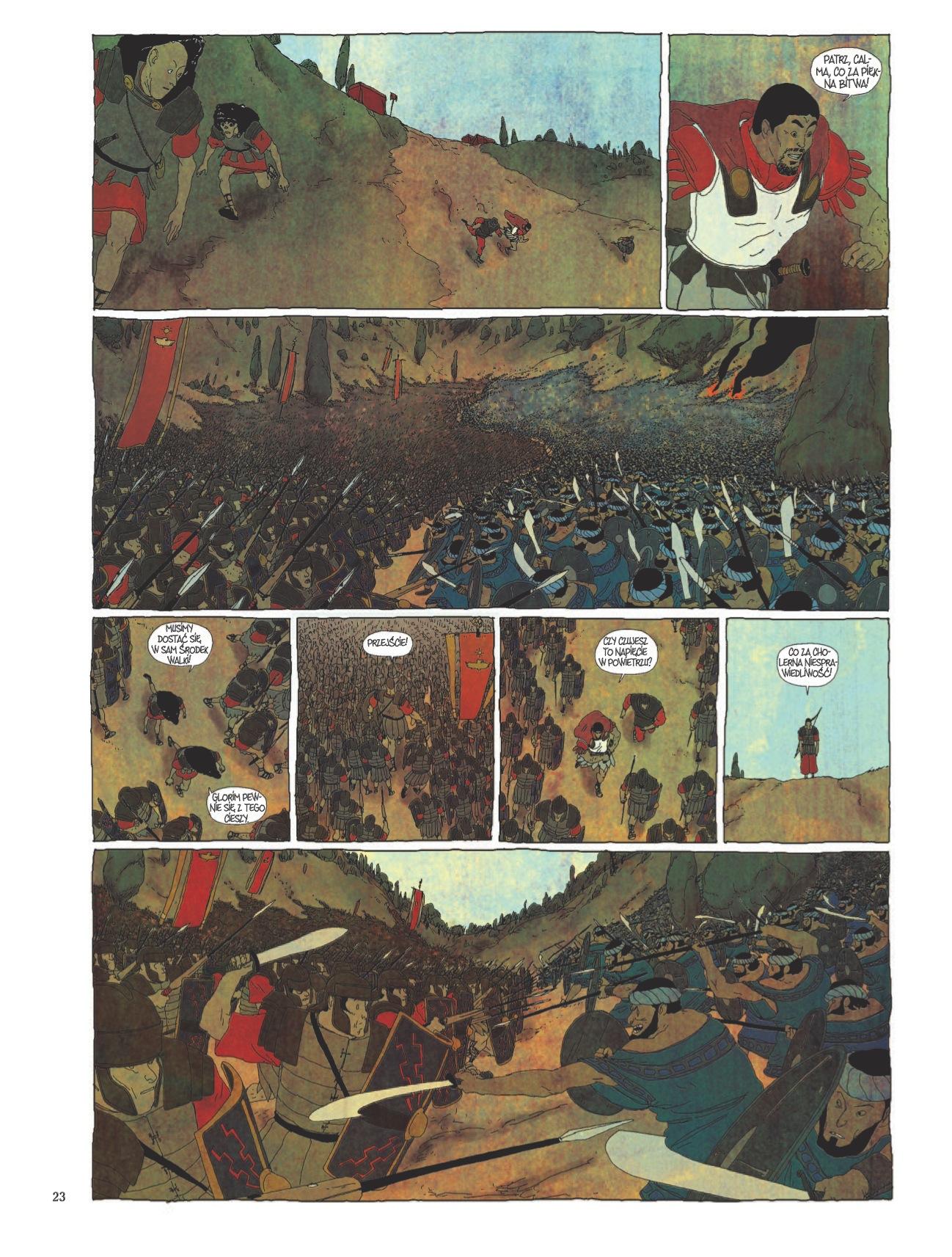 Za Imperium tom 1: Honor