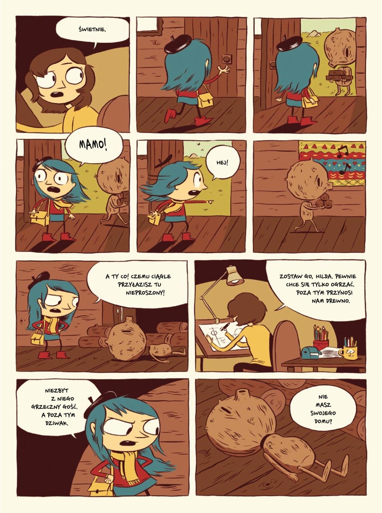 Hilda i Troll