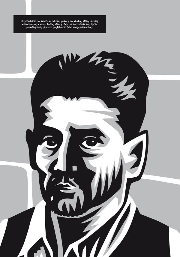 Zamek Jaromir 99 Franz Kafka, David Zane Mairowitz