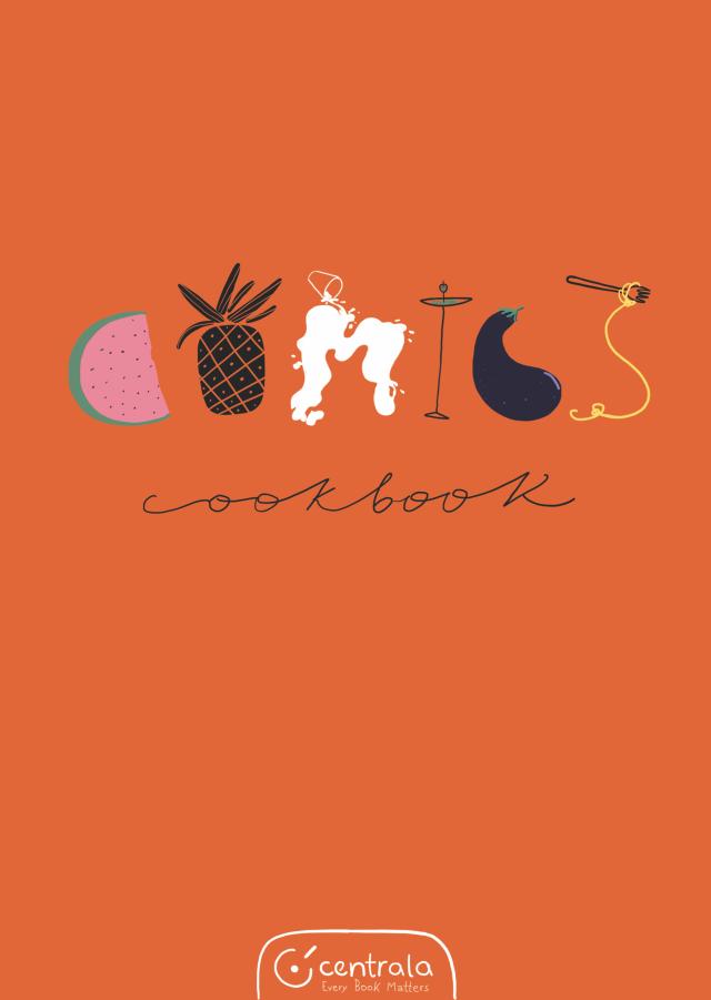 Comics Cookbook